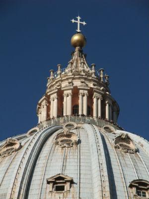 St. Peters-kirken tårn