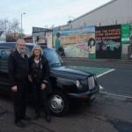 Belfast drosjebilde