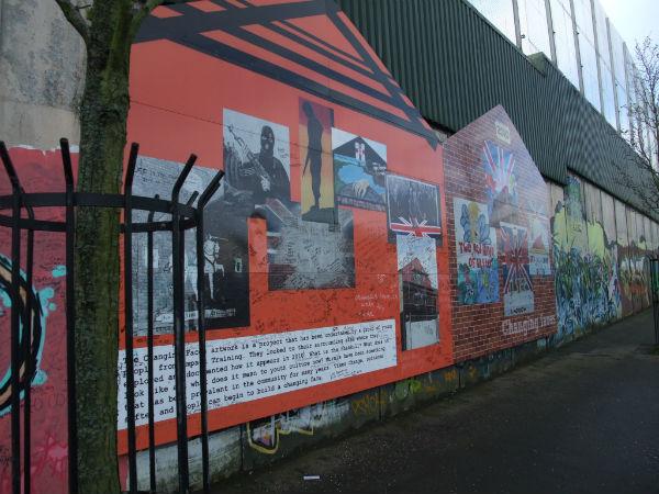 Fredslinjen mur 2