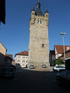 Blå tårnet