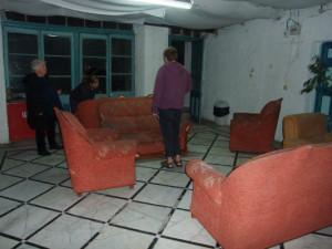 Petra loftstue