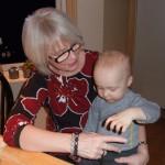 Mormor og Eliah 2